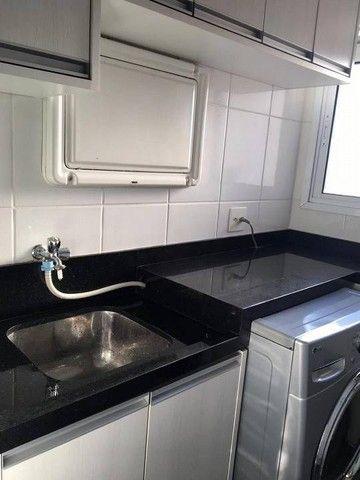 Apartamento com 1 quarto com suite no Residencial Harmonia - Foto 4