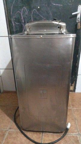 Fritadeira água e óleo usada