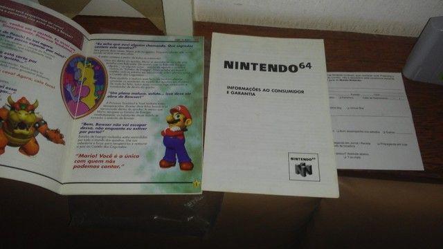 Super Mario 64 completo - Foto 3