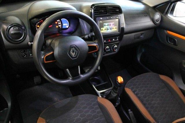 Renault Kwid Outsider 1.0 Flex 12V - Foto 12
