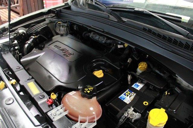 Renegade 2.0 Trailhawk Turbo Diesel 4x4 4P Automático 9M Branco - Foto 16