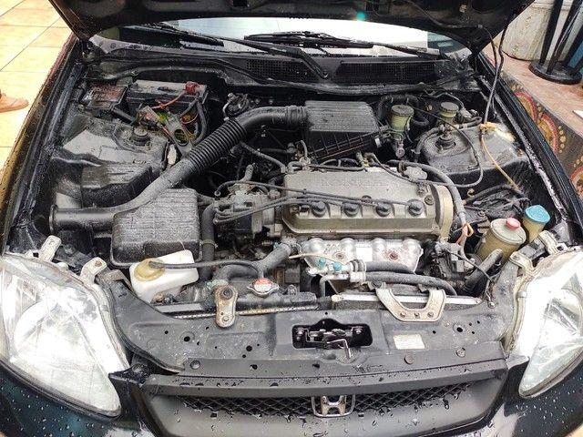 Honda Civic 1999  - Foto 3