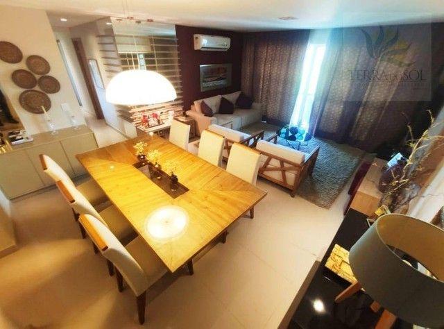 Apartamento com 3 dormitórios à venda, 146 m² por R$ 1.095.000 - Engenheiro Luciano Cavalc - Foto 3