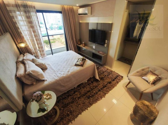 Apartamento com 3 dormitórios à venda, 162 m² por R$ 1.490.000,00 - Aldeota - Fortaleza/CE - Foto 17