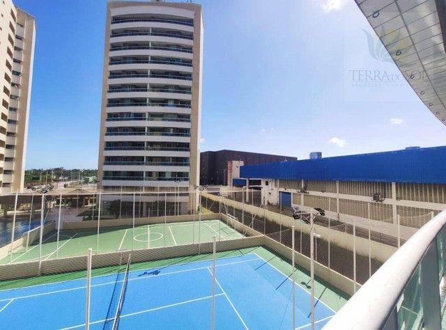Apartamento com 3 dormitórios à venda, 81 m² por R$ 455.000 - Edson Queiroz - Fortaleza/CE - Foto 7