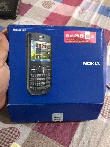 Nokia c3 caixa!