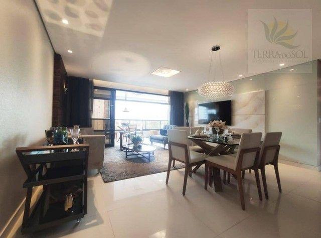 Apartamento com 3 dormitórios à venda, 162 m² por R$ 1.490.000,00 - Aldeota - Fortaleza/CE - Foto 3