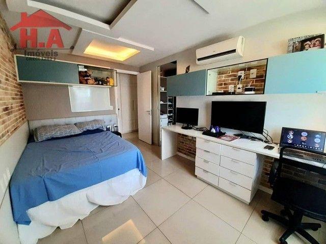 Apartamento com 3 dormitórios à venda, 136 m² por R$ 950.000,00 - Aldeota - Fortaleza/CE - Foto 10