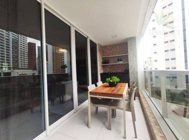 Apartamento com 3 dormitórios à venda, 127 m² por R$ 1.273.818 - Aldeota - Fortaleza/CE - Foto 9
