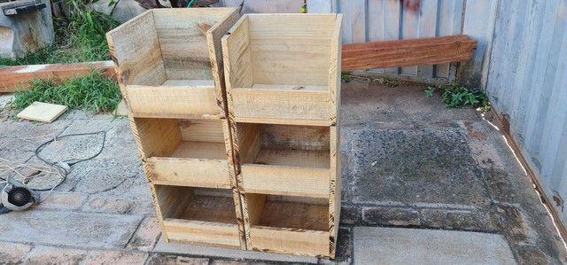 Ninhos para galinhas 60,00 cada ninho - Foto 2