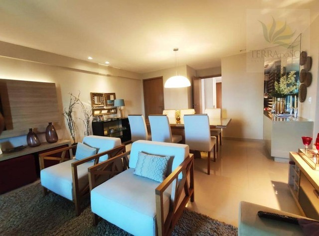 Apartamento com 3 dormitórios à venda, 146 m² por R$ 1.095.000 - Engenheiro Luciano Cavalc - Foto 6