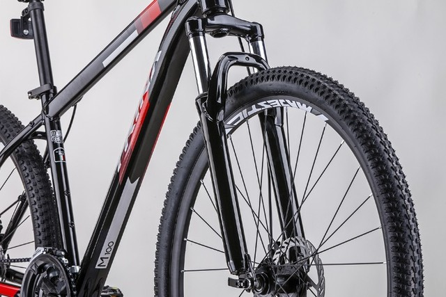 Bicicleta Trinx Aro 29 - M100 MAX / 2021 - Foto 4