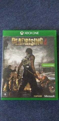 2 jogos de Xbox one usado e mais um filme  - Foto 3