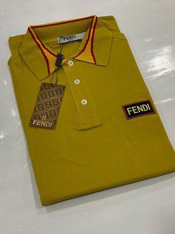 Camisas Gola Pollo 1? linha - Foto 5