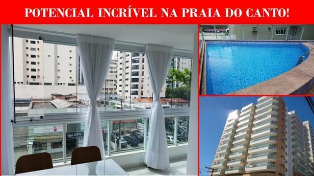 Apartamento 2 quartos - Praia do Canto - PL0512