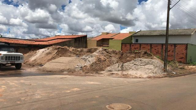 Vendo lote de Esquina 413,70 m2 - Jardim das Rosas - Goiânia - Go