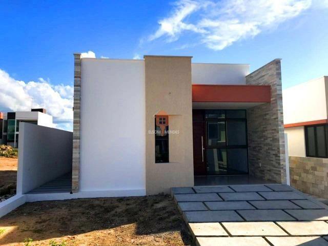 Belíssima Casa no Condomínio Parkville - Acabamento diferenciado