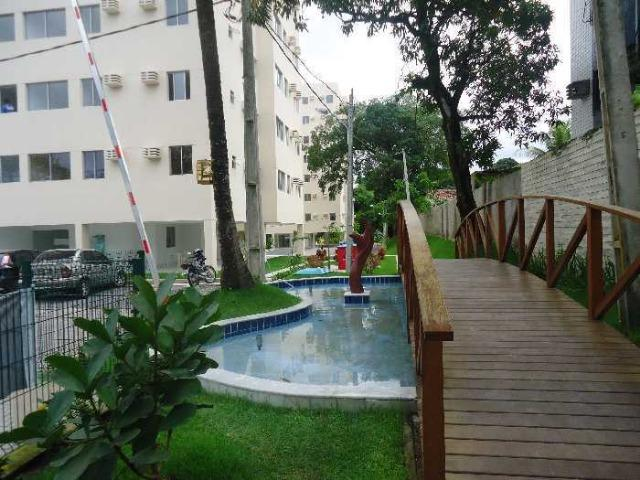 Ótimo Apto 3 quartos no Ecoville Condomínio Clube Construção Queiroz Galvão