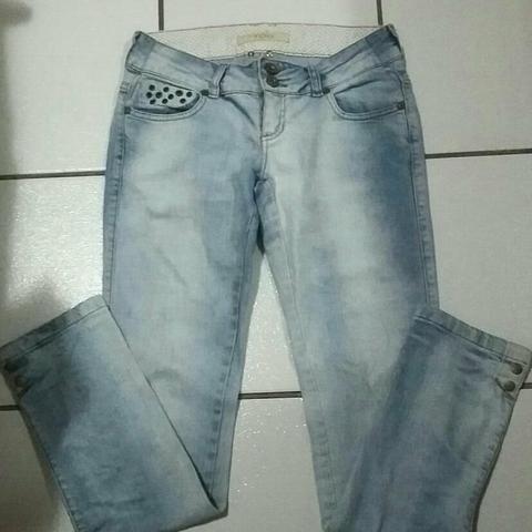 Calça jeans da toli