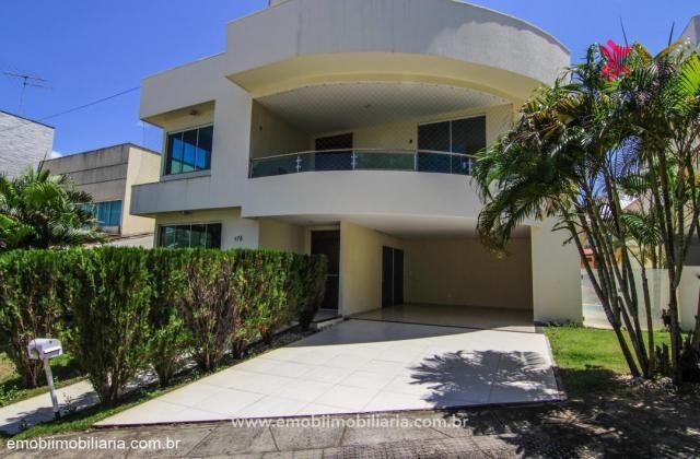 Casa de condomínio à venda com 4 dormitórios cod:CASAPALMEIRAS