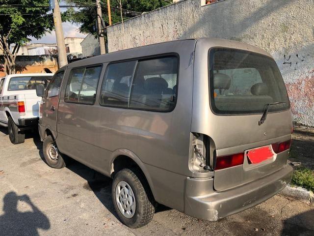 Kia Motors Besta 2000 somente peças - Foto 3