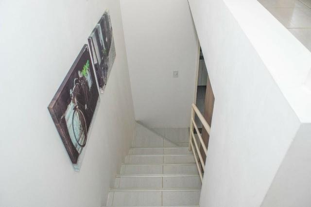 Vendo duplex 2/4 novíssimo em condomínio fechado com excelente área de lazer pelo mcmv - Foto 8