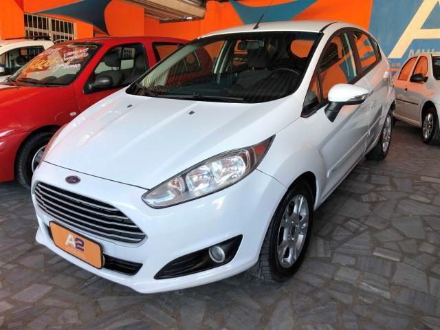 Ford fiesta 2014/2015 1.6 se hatch 16v flex 4p manual
