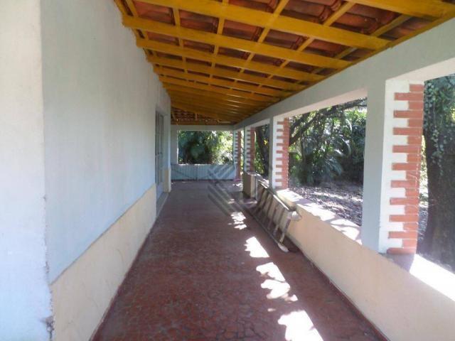 Chácara com 2 dormitórios para alugar - jardim tatiana - sorocaba/sp - Foto 2
