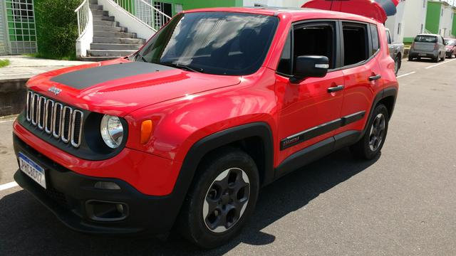 Jeep Renegade Sport manual