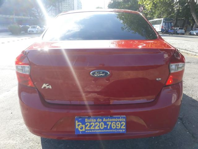 Ford ka sedan 1.5 se 12v flex/gnv manual - Foto 4