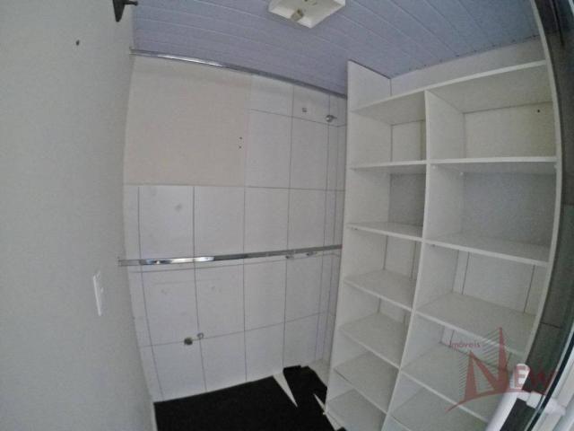Apartamento 02 quartos no Bom Jesus, São José dos Pinhais - Foto 18