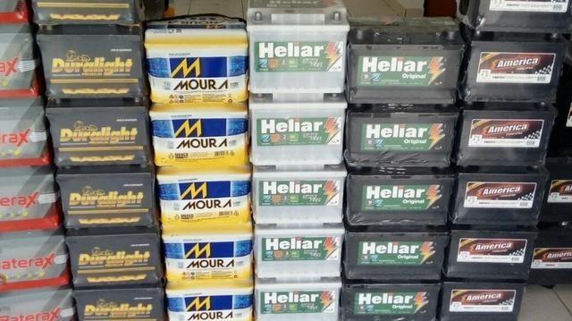 Baterias A Partir R$ 145,00 Promoção - Foto 2