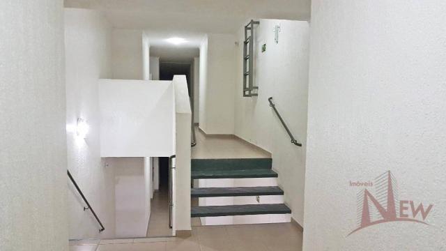 Apartamento 02 quartos no Bom Jesus, São José dos Pinhais - Foto 5