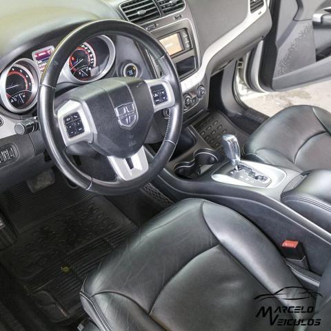 DODGE JOURNEY 2011/2012 3.6 SXT V6 GASOLINA 4P AUTOMÁTICO - Foto 6