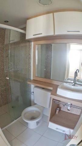 Apartamento 02 quartos no Bom Jesus, São José dos Pinhais - Foto 14
