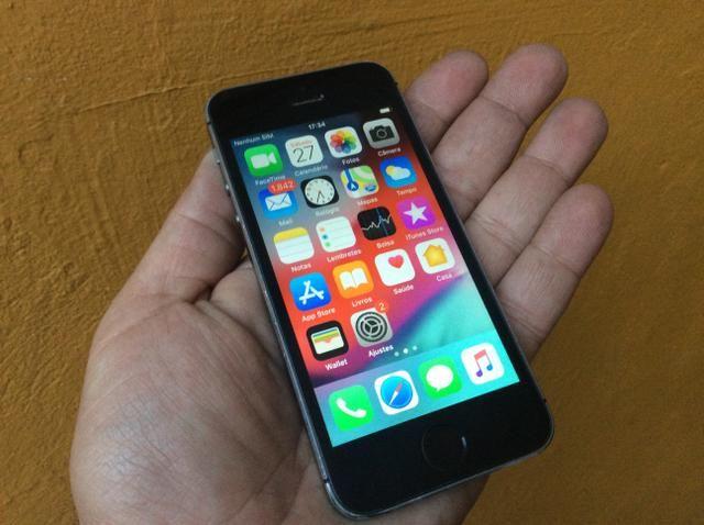 IPhone 5 s 16gb + capa a prova d?água e queda - Foto 2