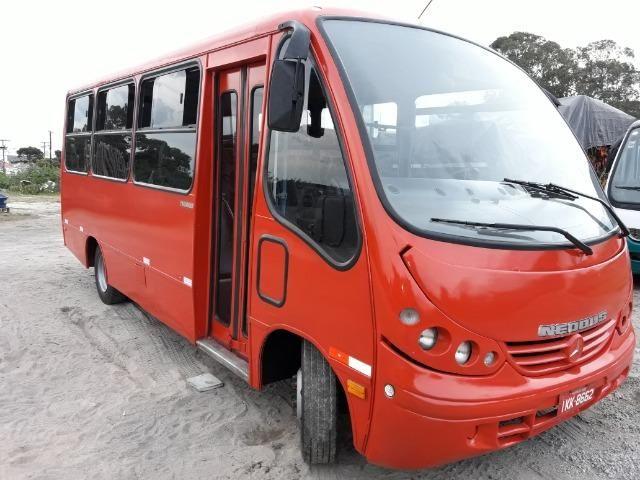 Micro ônibus mercedez benz