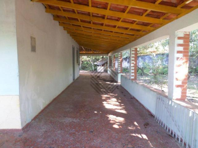 Chácara com 2 dormitórios para alugar - jardim tatiana - sorocaba/sp - Foto 9