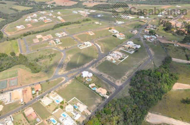 Terreno residencial à venda, Condomínio Saint Charbel, Araçoiaba da Serra - TE3428. - Foto 10