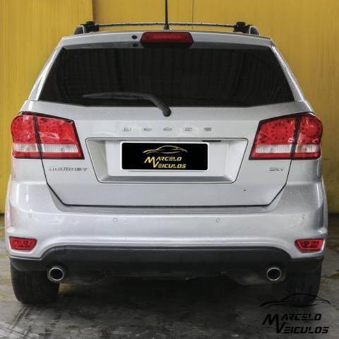 DODGE JOURNEY 2011/2012 3.6 SXT V6 GASOLINA 4P AUTOMÁTICO - Foto 4
