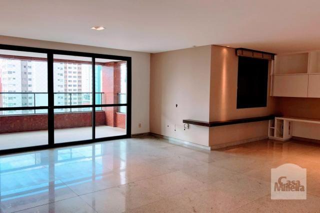 Apartamento à venda com 4 dormitórios em Gutierrez, Belo horizonte cod:257670