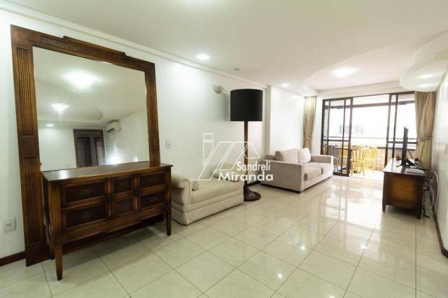 Apartamento com 3 dormitórios à venda, 158 m² por r$ 850.000 - aldeota - fortaleza/ce - Foto 3