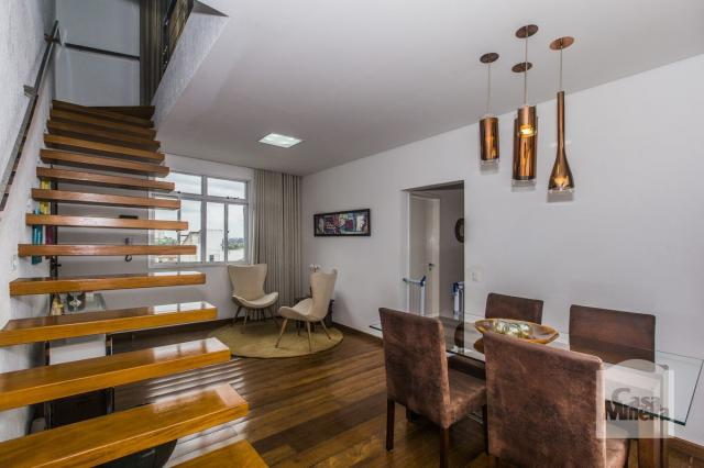 Apartamento à venda com 3 dormitórios em Nova suissa, Belo horizonte cod:257771 - Foto 6