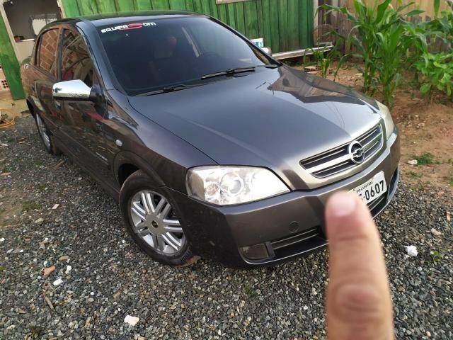 Astra sedan .automático. completo .troco por carro 1.0 ou 14 pré.sedan - Foto 2