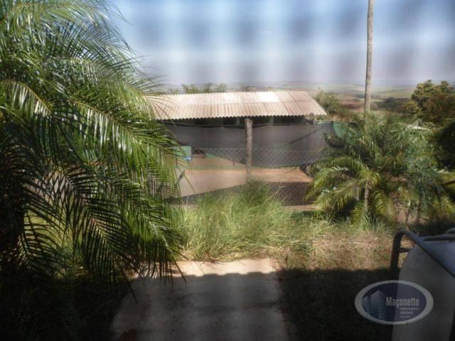 Chácara com 2 dormitórios para alugar, 500 m² por R$ 2.000/mês - Zona Rural - Ribeirão Pre - Foto 14