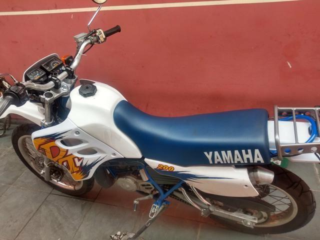 Yamaha DT 200 R dt 200r - Foto 4