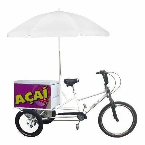 Bicicleta pra uso em diversos tipos de trabalhos - Foto 5