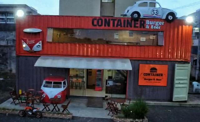 Vende se ponto comercial hamburgueria - Foto 4