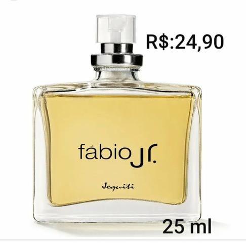 Colônia Jequiti Fábio Júnior 25 ml R$:20,00