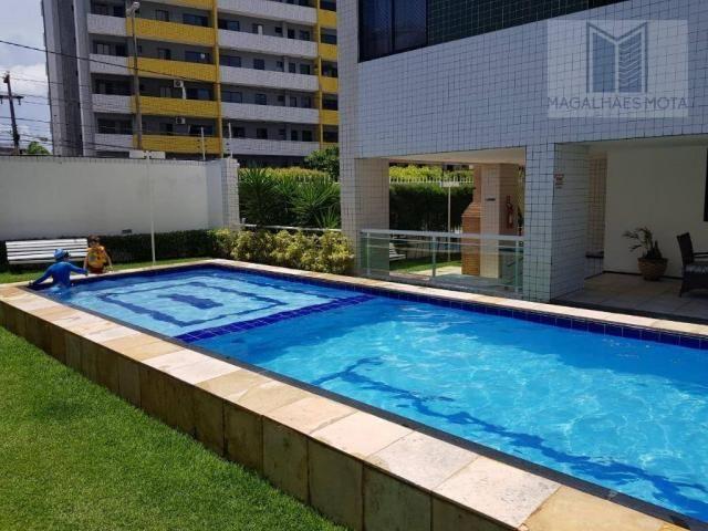 Apartamento com 3 dormitórios à venda, 70 m² por R$ 480.000 - Engenheiro Luciano Cavalcant - Foto 17